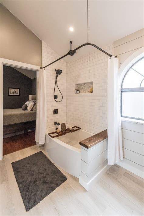 Bathroom Remodel Planning Guide 2019 Costs Design Ideas Onabudget Small Diy Dec With Images Luxury Master Bathrooms Modern Farmhouse Bathroom Bathroom Remodel Cost