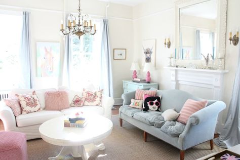 If your Instagram feed has been looking particularly sweet lately, there's a reason. Pastel decor is the latest hashtag to rule this social media platform.