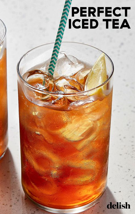 The secret to perfect sweet iced tea is actually in the brewing.