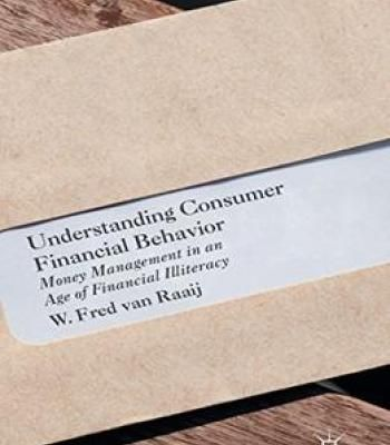Understanding Consumer Financial Behavior Pdf Pdf