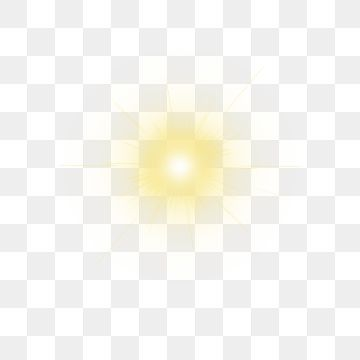 Light Effect Spot Glow Warm Yellow Simple Decorative Lighting Element Design Png And Psd Light Effect Lens Flare Poster Background Design