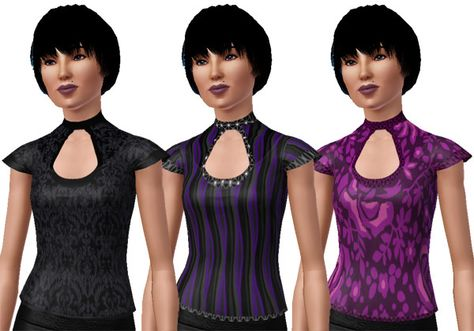 Parsimonious The Sims Fashion, Hairstyles, Clothes, Shoes, Accessories