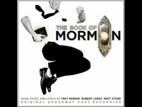 ▶ You and Me (But Mostly Me) - The Book of Mormon (Original Broadway Cast Recording) - YouTube