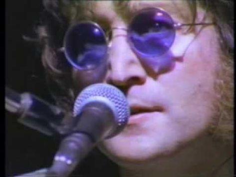 """JOHN LENNON ~ """"Imagine"""" 1972"""