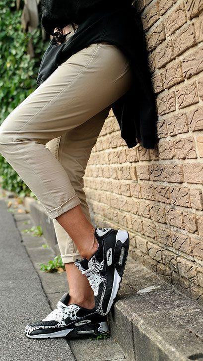 Nike Air Max 90 PREM LTR GS | . Fashion.Bloggers.We.Love