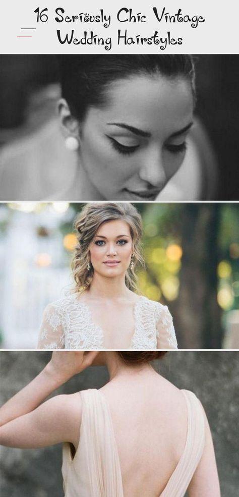 wedding hair strapless dress #wedding #hair #weddinghair Trubridal Wedding Blog   16 Seriously Chic Vintage Wedding Hairstyles - Trubridal Wedding Blog #Classicweddinghair #Summerweddinghair #weddinghairExtensions #weddinghairPieces #weddinghairStraplessDress<br>