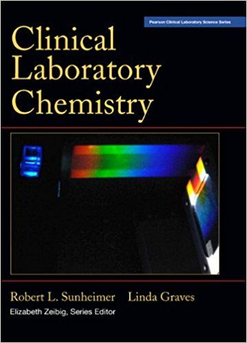 Test Bank For Clinical Laboratory Chemistry 1st Edition by Sunheimer