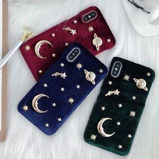 Hachi Planet Phone Case - iPhone X / 8 / 8 Plus / 7 / 7 Plus / 6S ...