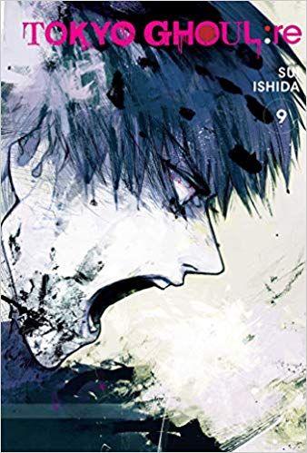 DOWNLOAD PDF] Tokyo Ghoul: re, Vol  9 Free Epub/MOBI/EBooks