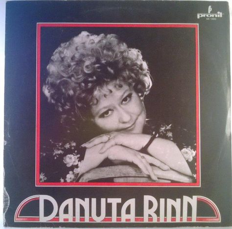 Danuta Rinn Danuta Rinn Plyty Winylowe Rock Muzyka
