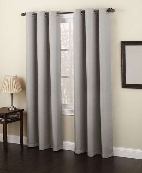 No 918 Montego 48 X 84 Curtain Panel Grommet Curtains Drapes