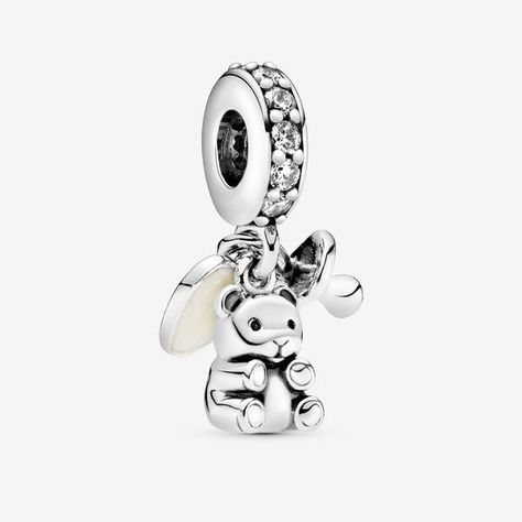 charms pandora orsetto