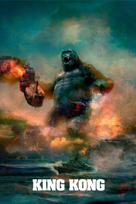 Art King Kong:Skull Island Movie Tom Hiddleston Print Canvas Fabric Poster 1468