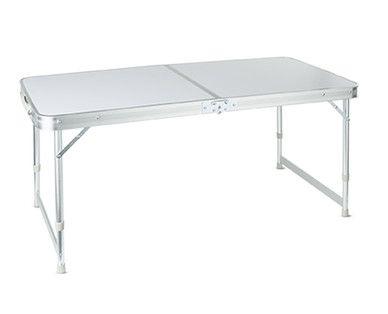 Adventuridge 4 Foot Portable Table 24 99 Aldi Portable Table
