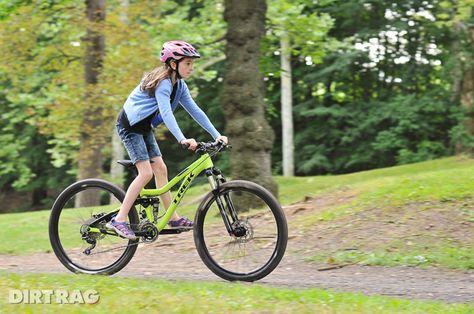 Review Trek Fuel Ex Jr Cycling Pictures Kids Bike Trek