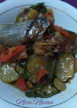 Ikan Asin Asam Manis Khas Banjar Food Beef Chicken