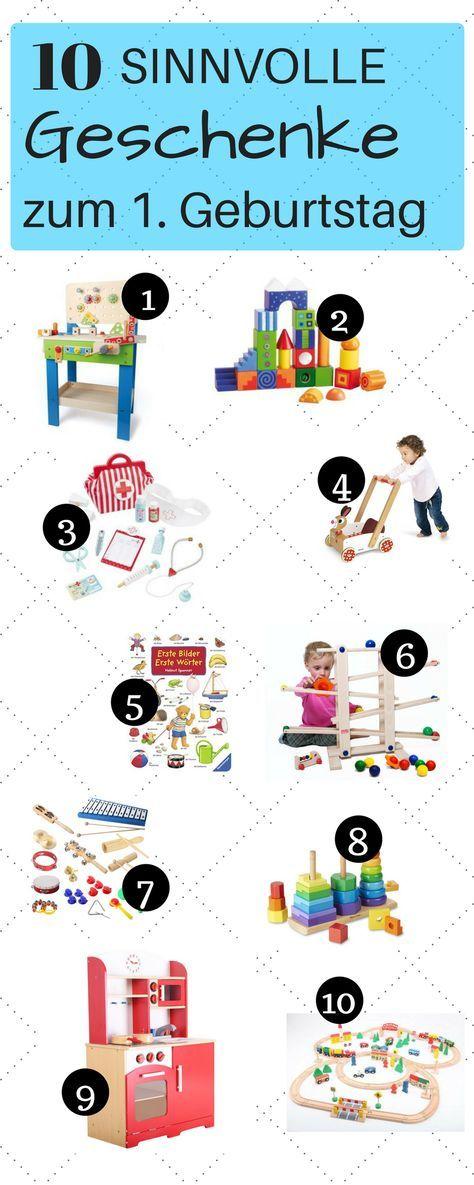 Geschenk Ideen 1. Geburtstag | Geschenke für kleinkinder