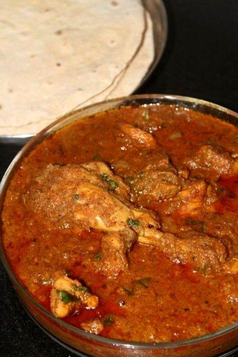 Maharashtrian Style Chicken Masala Gravy Pakistan Food Tener Mas Informacion En Nuestro Sit Indian Chicken Recipes Maharashtrian Recipes Chicken Gravy Recipe