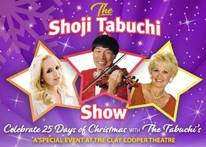25 Days Of Christmas Show Schedule 2020 The Shoji Tabuchi Family Christmas Show information, schedule, and