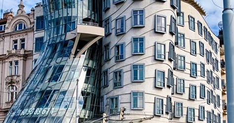 These 21 Buildings By Architect Frank Gehry Actually Exist