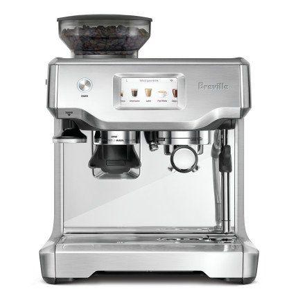 Breville Barista Touch Automatic Espresso Machine Espresso Machine Reviews Espresso Machine
