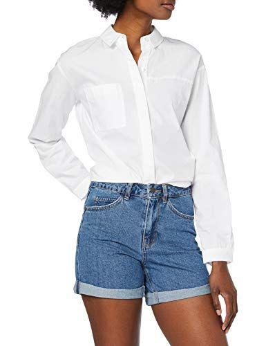 Vero Moda Vmnineteen HR Loose Shorts Mix Noos Femme