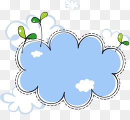 Clouds Cartoon Sky Element Png Clouds Cartoon Frame Png And Vector With Transparent Background For Free Download Cartoon Graphic Design Background Templates Free Vector Graphics