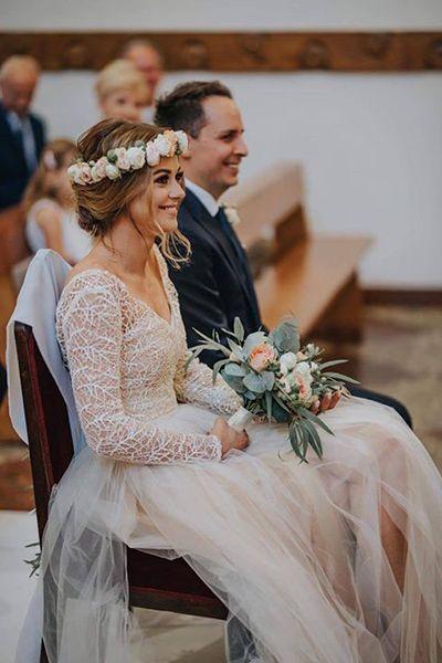 Dekoracje Slubne Piaseczno Wedding Dress Inspiration Boquette Wedding Courthouse Wedding Dress