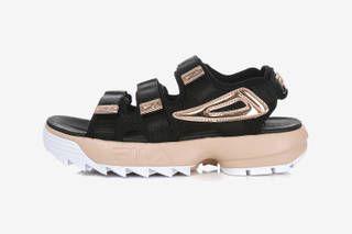Chunky Disruptor Sandals   Fila sandals
