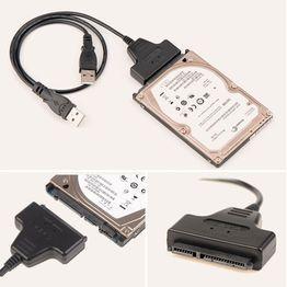Usb 2 0 To Sata Converter Adapter Cable For 2 5 3 5 Sata Hdd Hard Drive Disk Priyank Priyank Gada Priyank Storage Ssd S Usb Gadgets Usb Laptop Hard Drive