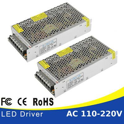 Sponsored Link Newest 2x Universal 12v 15a 180w Switching Power Supply Led Driver Led Strip Mx In 2020 Led Drivers Led Strip Power Supply