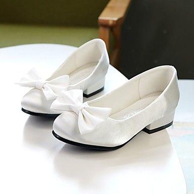 Girls' Heels Flower Girl Shoes / Tiny