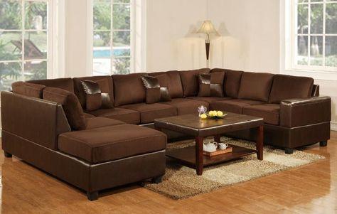 Ansprechende Couchgarnitur In U Form Sectional Sofas In U Form