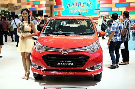 Mobil Daihatsu Sigra Merupakan Mobil Jenis Mpv Yang Mempunyai