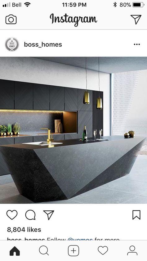 modern interiors \ architecture u2014 M House, Windsor Mood - design - brigitte küchen händler