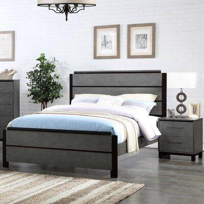 Alcott Hill Sariyah Standard 3 Piece Bedroom Set Bedroom Set Gray Bedroom Walls Bedroom Sets 3 piece bedroom furniture set