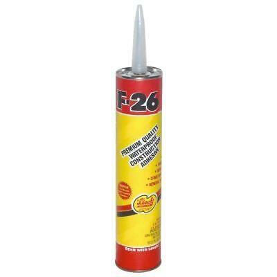 Sponsored Ebay Leech F 26 Construction Adhesive F26 33 12 Pack Of 12 In 2020 Construction Adhesive White Concrete Adhesives