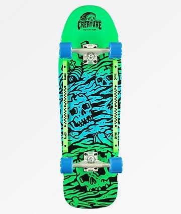 Complete Skateboards Zumiez In 2020 Complete Skateboards Creature Skateboards Skateboard