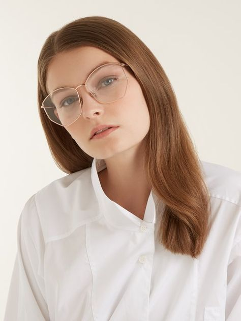 3a5b8a82b195 DIOR EYEWEAR DiorStellaire04 angular-frame glasses £237