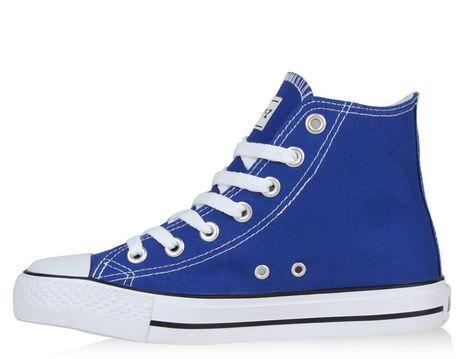 Mach mal ne Blaupause - mit den Sneakers von stiefelparadoies.de #blauesneaker #stiefelparadies