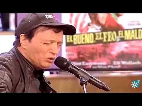 Curro Savoy El Bueno El Feo Y El Malo Directo Youtube Chanson