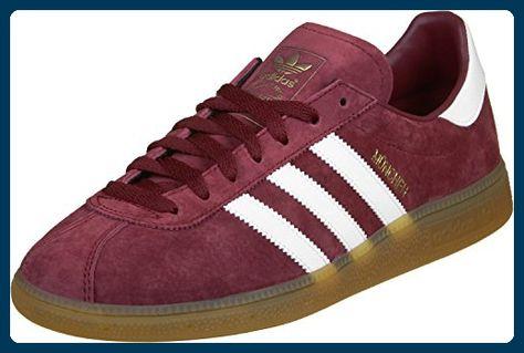 burgundywhitegum München Schuhe Sportschuhe 0 13 adidas wPkn08O