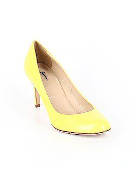 39604812d7ba Shoes: Heels Yellow On Sale Up To 90% Off Retail | thredUP | Cfc ...