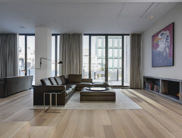 living modern living room new york dapostrophe design inc 2 living room pinterest modern living rooms new york and pictures - Modern Living Room Flooring