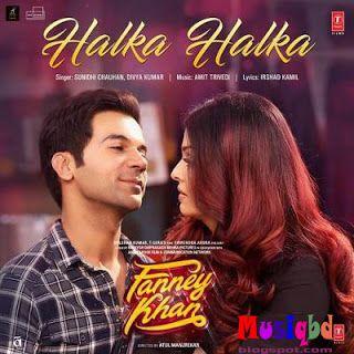 Halka Halka By Divya Kumar Sunidhi Chauhan Hindi Mp3 Song Download Mp3 Song Download Mp3 Song Songs