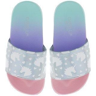 Unicorn Slide Sandals   Slide sandals