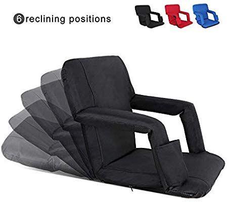Amazon Com Nova Microdermabrasion Portable Stadium Seat Chair