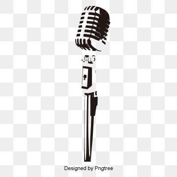 Microphone Microphone Music Musical Instruments Vector Png Transparent Clipart Image And Psd File For Free Download Old School Microphone Poster Background Design Microphone