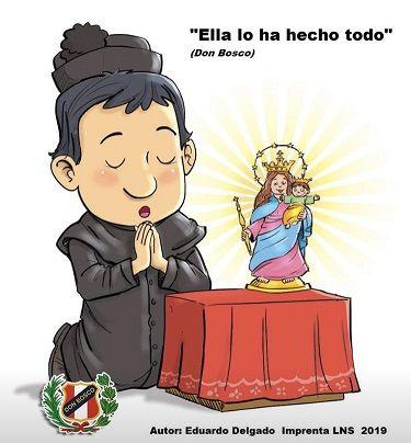 Imagenes San Juan Bosco Don Bosco Salesianos John Bosco Giovanni Bosco Jean Bosco Gian Bosco Johannes Bosc Virgen Maria Para Ninos Vida De Don Bosco Juan Bosco