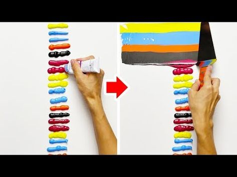 20 Life Hacks To Pump Up Your Walls By 5 Minute Crafts On Youtube